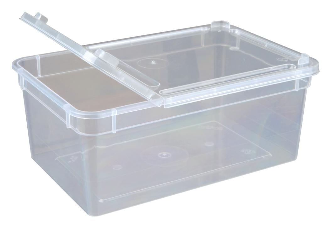 Trixie Sortiment BraPlast Boxen, Klarsicht  4011905762906 Erfahrungsberichte
