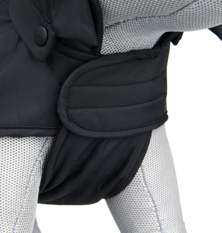 Trixie Evry Coat  45x36-62 cm Svart