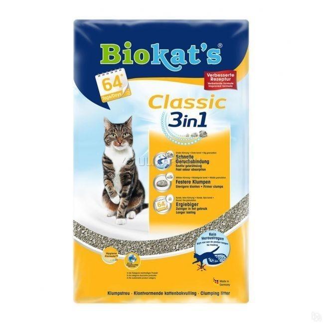Biokat's Classic 3 en 1 10 L PE