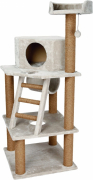 Marlena Scratching Post, Light Grey 151 cm