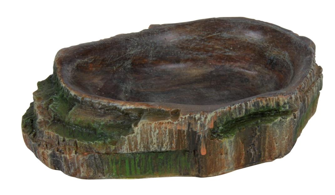 Trixie Wasser- und Futterschale, Regenwald 10x2.5x7.5 cm