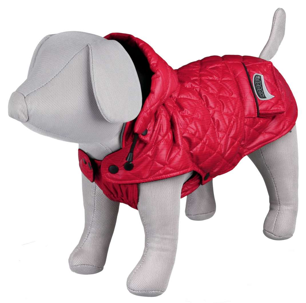Сoats & Jackets Sila Winter Coat - Red 45x48-56cm, 24x22-28cm, 27x26-32cm by Trixie Buy fair and favorable with a discount