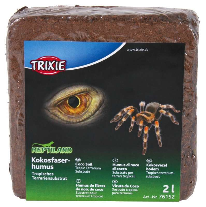 Trixie Kokosfaserhumus 6x2 l 4011905761527 Erfahrungsberichte