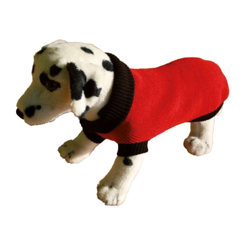 Amiplay Dog Sweater - Red  21 cm Red