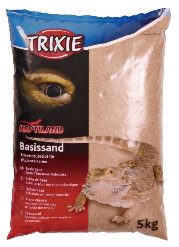 Trixie Areia Básica para Terrário  Ouro 5 kg