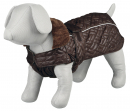 Rouen Winter Coat - Brown Trixie 52x46-68 cm webbutik med attraktiva priser