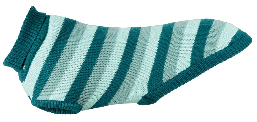 Pullovers & Sweaters Burnaby Pullover - Petrol Blue/Mint 55x60 cm  by Trixie Buy fair and favorable with a discount