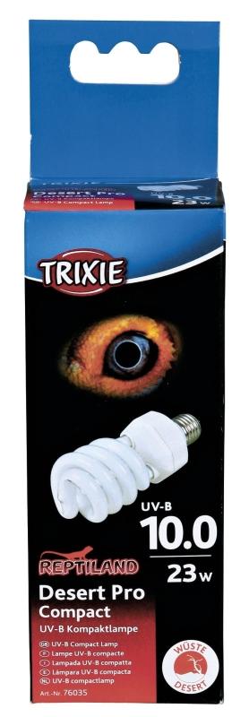 Trixie Compact Lamp Desert Pro Compact 10.0 4011905760353 erfarenheter