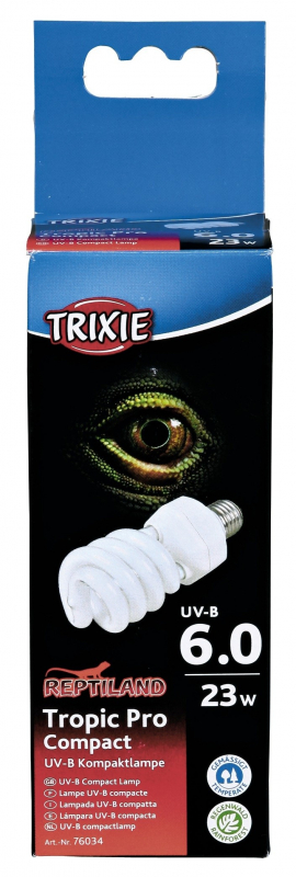 Trixie Compact Lamp Tropic Pro Compact 6.0  4011905760346