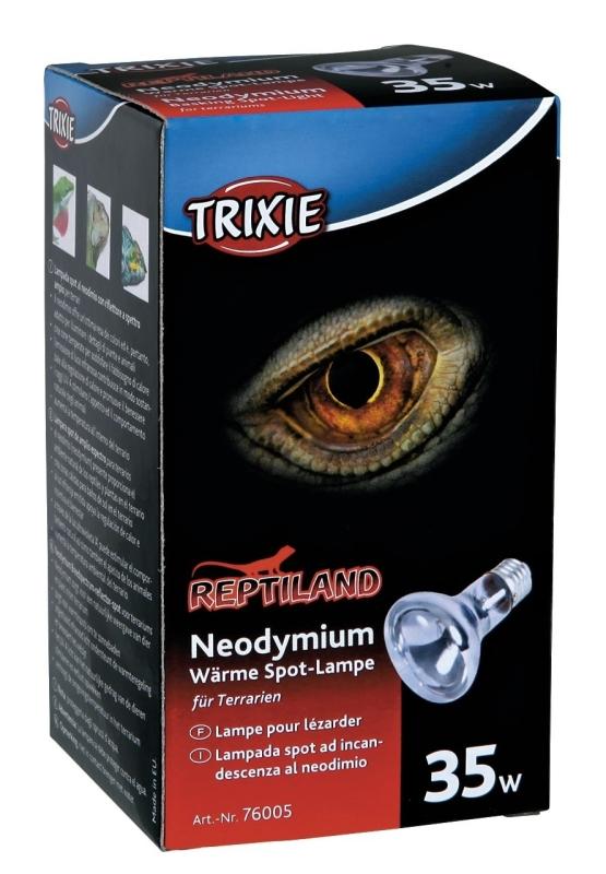 Trixie Neodymium Wärme-Spot-Lampe 35 W