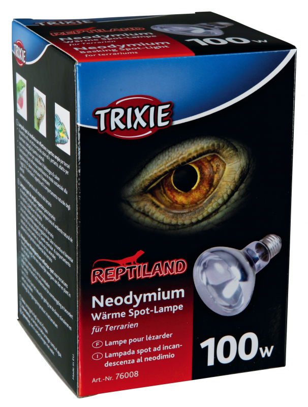 Trixie Neodymium Wärme-Spot-Lampe  4011905760087 Erfahrungsberichte