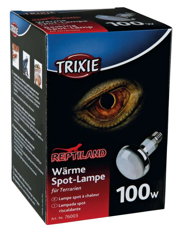 Trixie Basking Spot-Lamp  4011905760032 anmeldelser