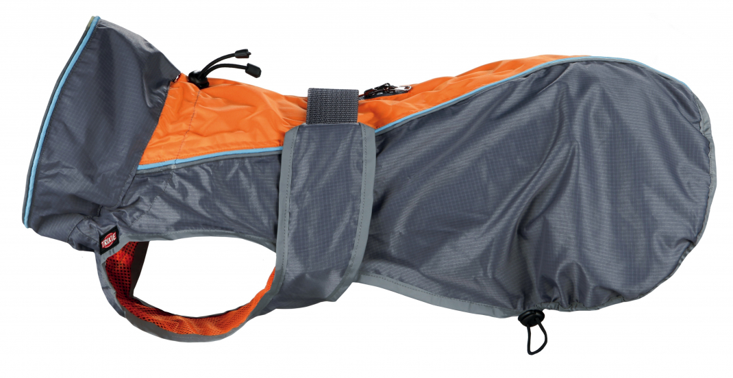 Trixie Impermeable Solid Naranja 4011905677767 opiniones