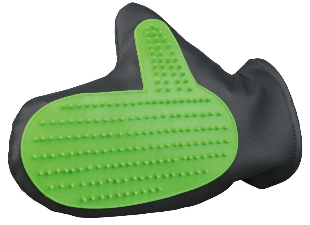 Trixie Fellpflege-Handschuh  4011905062907 Erfahrungsberichte