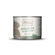 MjAMjAM Vorzügliches Kalb & Truthahn an leckeren Möhrchen 200 g