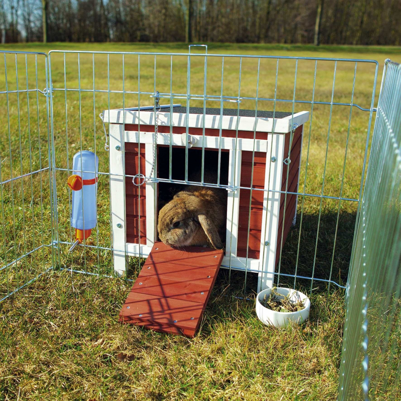 Trixie Small Animal Home  Donker bruin 42×43×51 cm