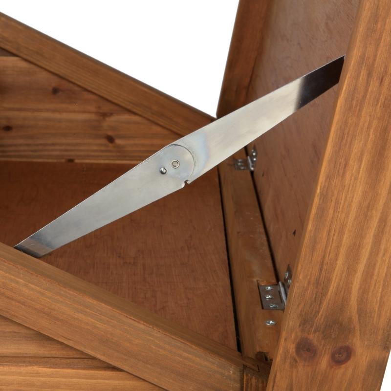 Trixie Kleintierstall mit Freilaufgehege 151×107×80  cm