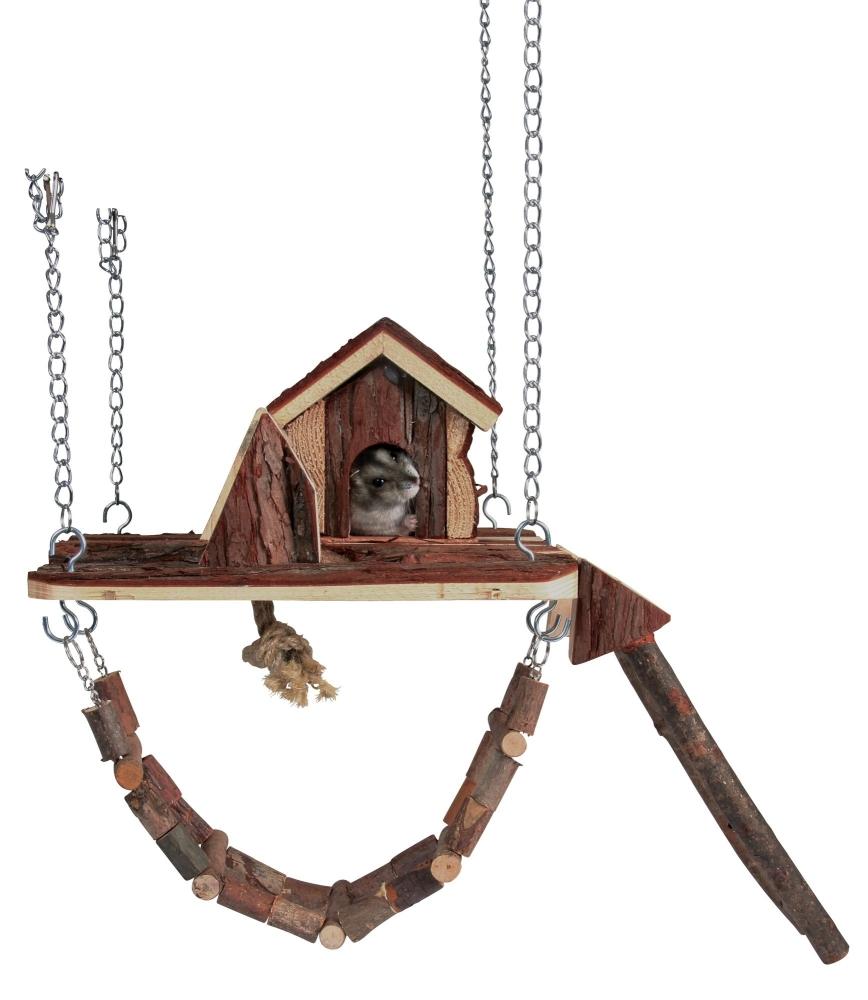 Trixie Speelplaats Janne 26x22 cm  met korting aantrekkelijk en goedkoop kopen
