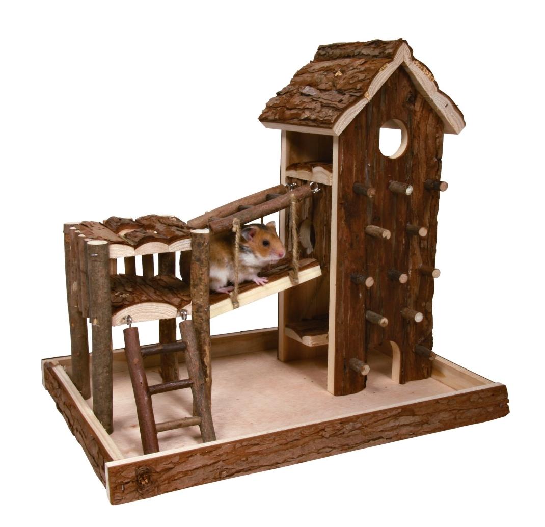 Birger Playground 36×33×26 cm  fra Trixie kjøp billig med rabatt