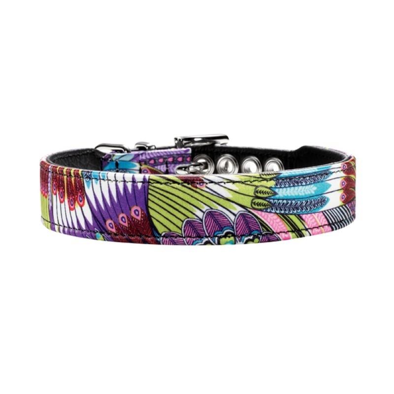Hunter Halsband Tropical Nickel/Violet 24 cm  met korting aantrekkelijk en goedkoop kopen