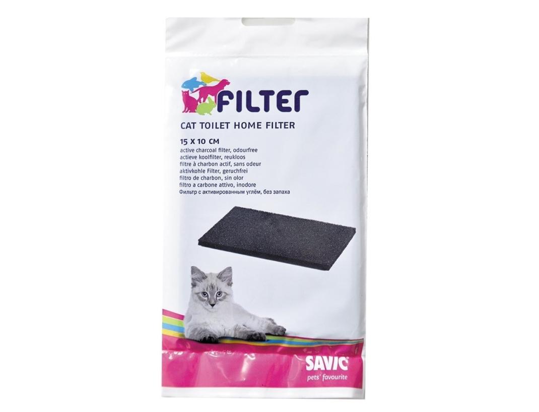 Active Charcoal Filter 10x15 cm  från Savic köp billiga på nätet