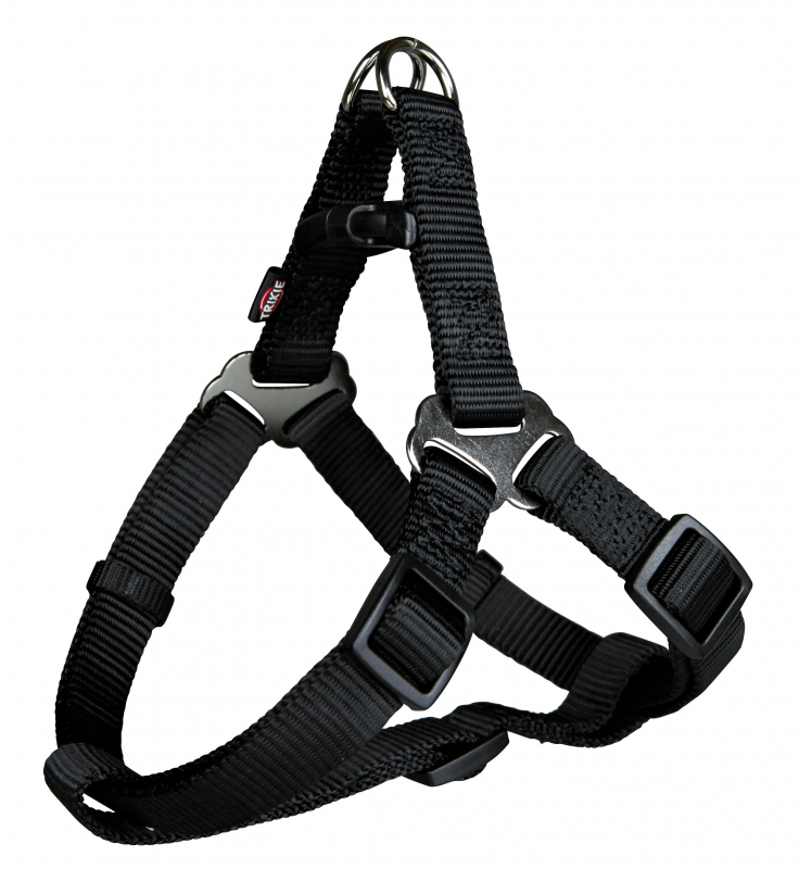 Trixie Premium One Touch Harness Black XS-S buy online