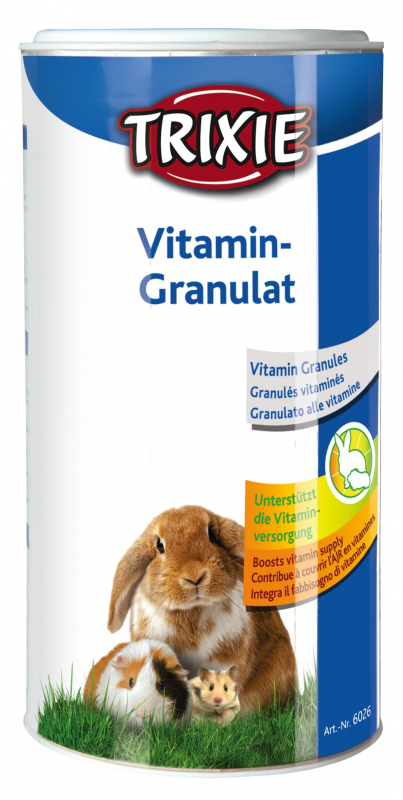 Trixie Vitamine-Granulaat 125 g, 350 g