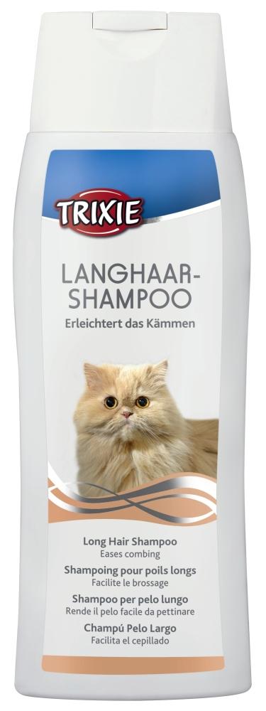 Trixie Cat Shampoo for Long Hair 250 ml  kjøp billig med rabatt