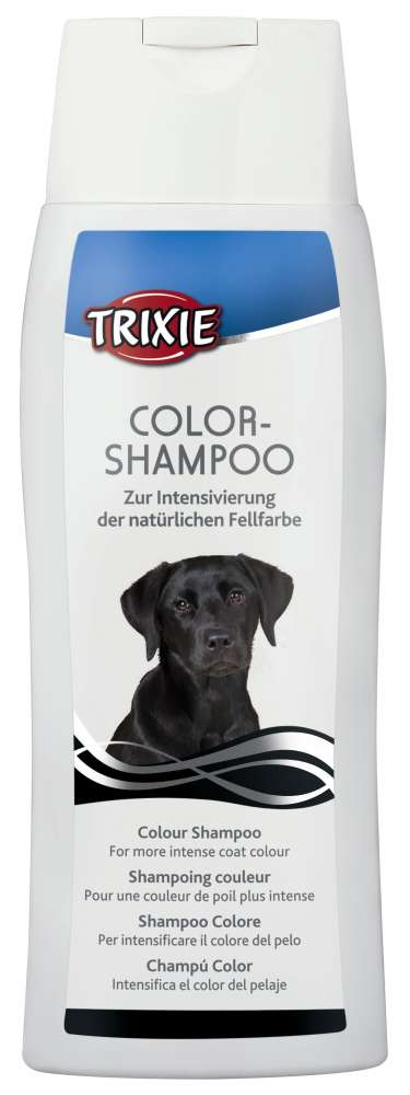 Shampoos & Coat Care Colour Shampoo for dog with Black Coats 250 ml  by Trixie Buy fair and favorable with a discount