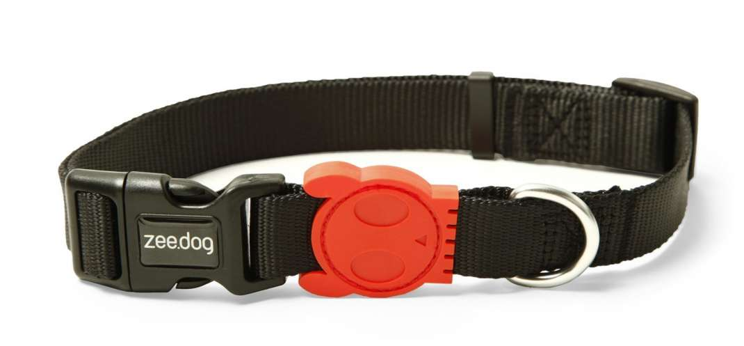 Zee.Dog Collar Black Root  S Black Root