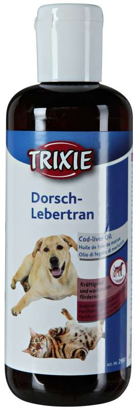 Trixie Dorslevertraan 250 ml 4011905029979