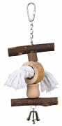 Natural Living Toy with Rope and Bell - EAN: 4011905589619