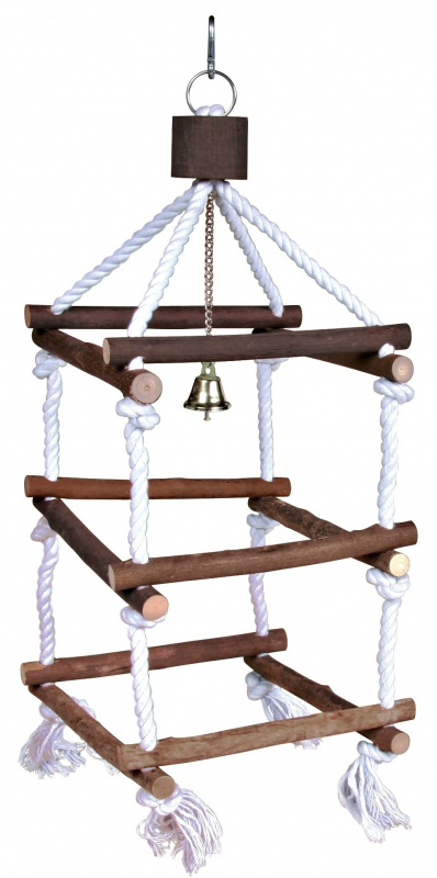 Trixie Natural Living Torre con corda 51 cm Marrone acquista comodamente