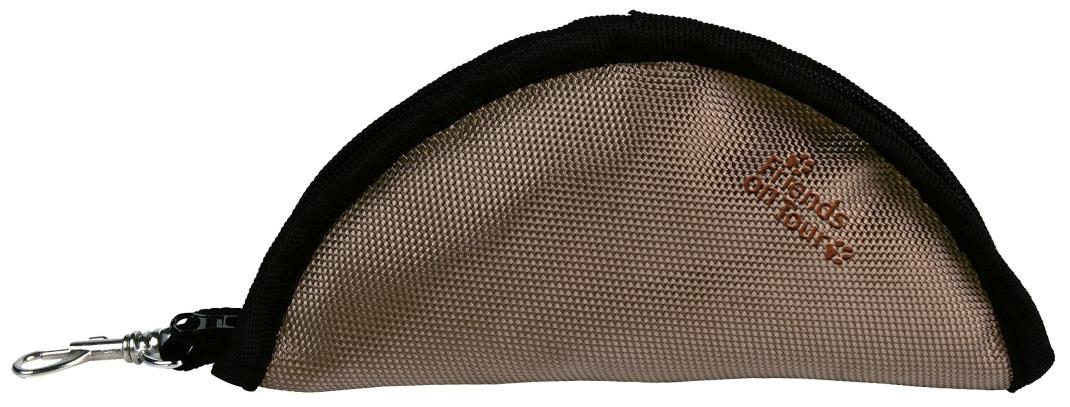 Trixie Waterbak voor Onderweg, nylon/polyester  2.1 l