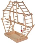 Wooden Ladder Playground 44×44×16  cm buy online