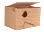 Nesting Box with Landing Perch