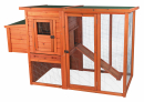 Trixie Natura Chicken Coop with Enclosure 170×105×77 cm