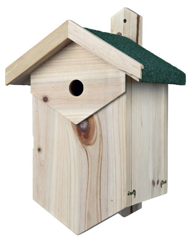 Trixie Natura Nest Box for Cavity-Nesting Birds 25×40×22-2.7 cm  buy online