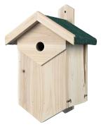 TrixieNatura Nest Box for Cavity-Nesting Birds 25×40×22-3.4 cm
