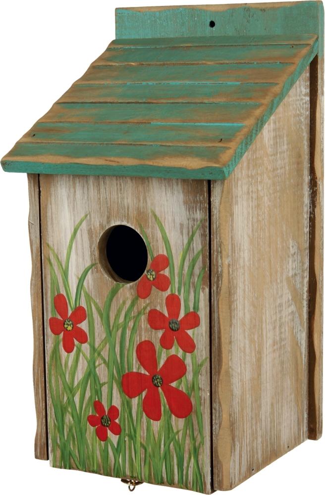 Caixa de Ninho com Flores 15×28×14-3.3 cm  da Trixie Compre a bom preço com desconto