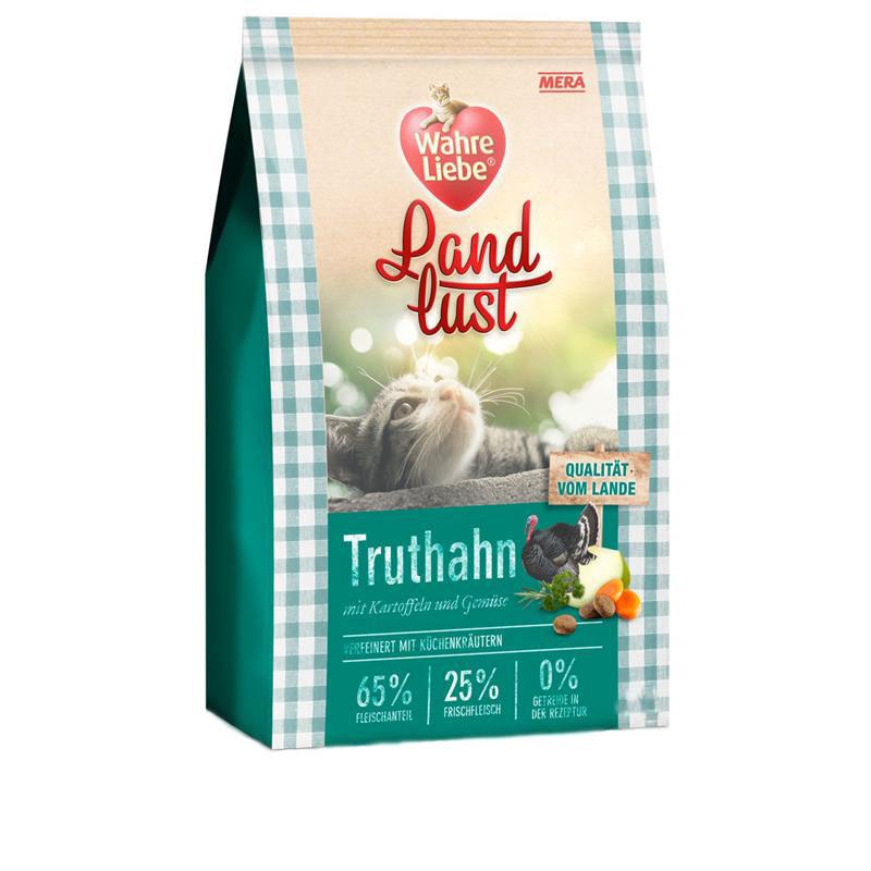 Wahre Liebe  Landlust Dry - Turkey 400 g