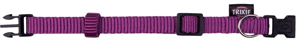 Trixie Halsband Premium Magenta L-XL met korting aantrekkelijk en goedkoop kopen