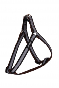 amiplay  Adjustable Harness Shine, Black Sort