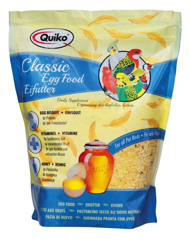 Quiko Egg Food by Trixie 1 kg, 125 g buy online