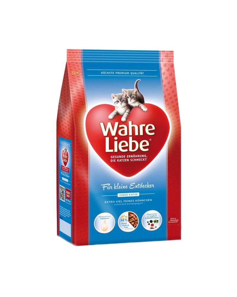 Wahre Liebe  Junior Chat 400 g, 1.5 kg