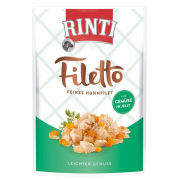 Rinti Filetto in Jelly Feines Huhnfilet mit Gemüse 100 g