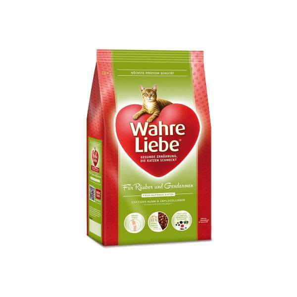 Outdoor Cats by Wahre Liebe 400 g, 4 kg, 1.5 kg buy online
