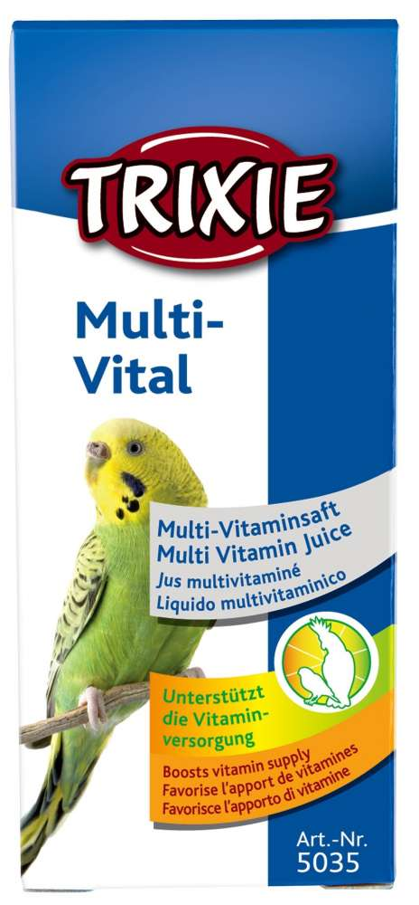 Trixie Multi-Vital 50 ml bei Zoobio.at