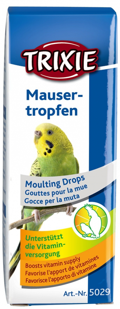 Trixie Moulting Drops 15 ml kjøp billig med rabatt