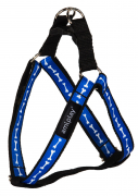 amiplay Adjustable Harness Joy, Blue Bones Blue Bones